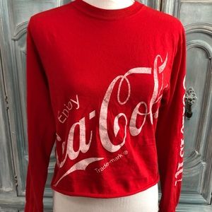 Coca Cola graphic tee